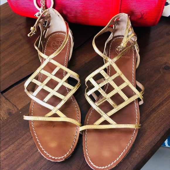 abe1ddca48502 💋📌Today Only📌💋 Tory burch Amalie sandals s10